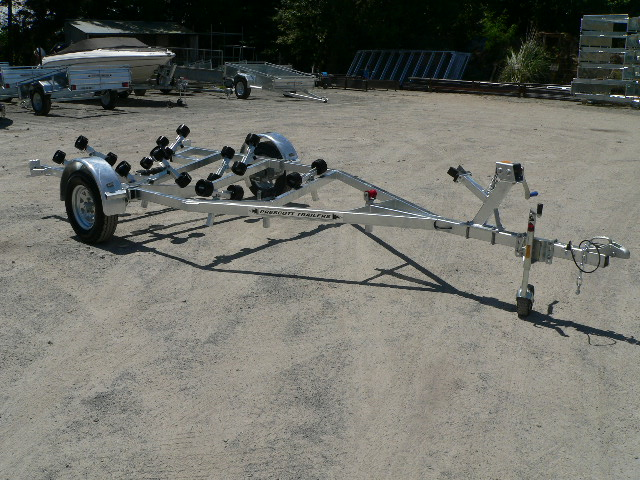 Single Axle Boat Trailer 12' to 14'